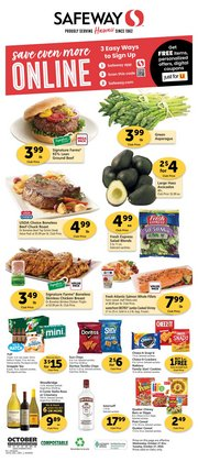 Grocery & Drug offers in the Safeway catalogue in San Jose CA ( 6 days left )