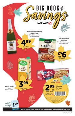 Grocery & Drug offers in the Safeway catalogue in Fairfield CA ( Expires tomorrow )