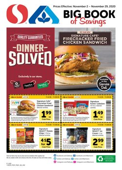 Safeway catalogue ( Expires today )