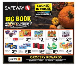 Safeway catalogue ( Expires tomorrow )