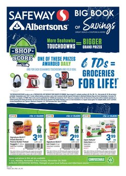 Safeway catalogue ( 6 days left )