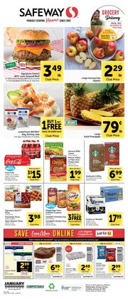 Grocery & Drug offers in the Safeway catalogue in Daly City CA ( Expires tomorrow )