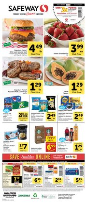 Grocery & Drug offers in the Safeway catalogue in Daly City CA ( Published today )