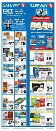 Safeway catalogue ( 3 days left )