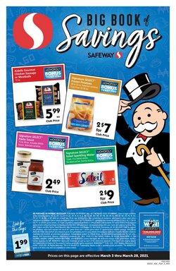 Safeway catalogue ( 22 days left )