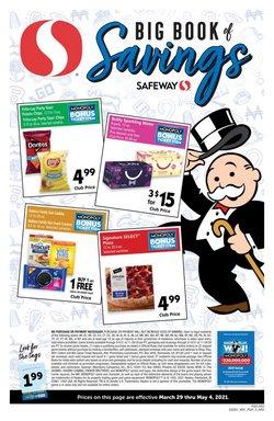 Safeway catalogue in San Francisco CA ( 19 days left )