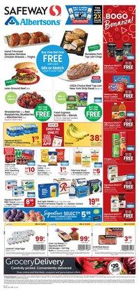 Safeway catalogue ( 4 days left )