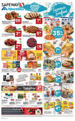 Grocery & Drug deals in the Safeway catalog ( Published today)
