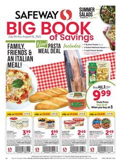 Safeway deals in the Safeway catalog ( 9 days left)