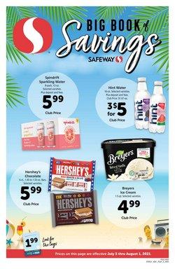 Safeway deals in the Safeway catalog ( 6 days left)