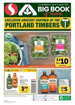 Grocery & Drug deals in the Safeway catalog ( 7 days left)