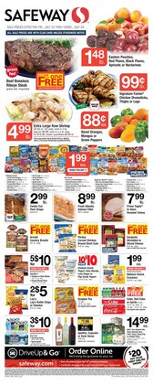 Grocery & Drug deals in the Safeway catalog ( Expires tomorrow)