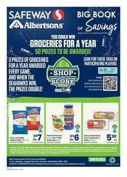 Grocery & Drug deals in the Safeway catalog ( 8 days left)
