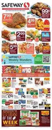 Safeway catalog ( 5 days left)