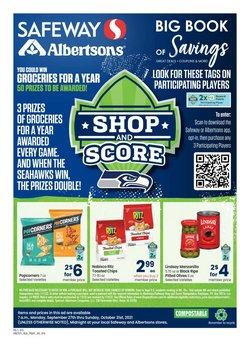 Grocery & Drug deals in the Safeway catalog ( 11 days left)