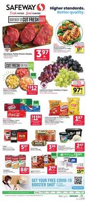 Grocery & Drug deals in the Safeway catalog ( 3 days left)