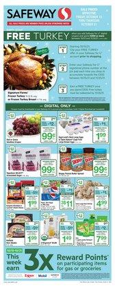 Safeway catalog ( 7 days left)