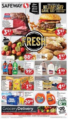 Safeway deals in the Safeway catalog ( Expires tomorrow)