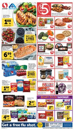 Safeway catalog ( 2 days left)