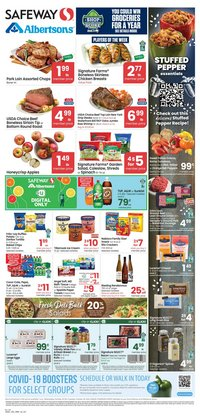 Grocery & Drug deals in the Safeway catalog ( 6 days left)