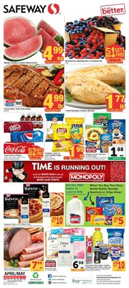 Milk deals in the Safeway weekly ad in Sterling VA