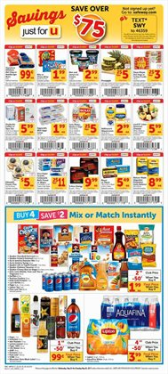 Grocery & Drug deals in the Safeway weekly ad in Dallas TX