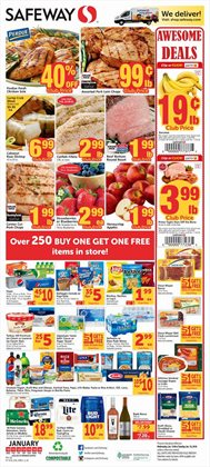 Pizza deals in the Safeway weekly ad in Sterling VA