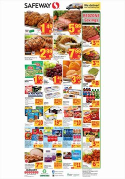 Safeway deals in the Baltimore MD weekly ad