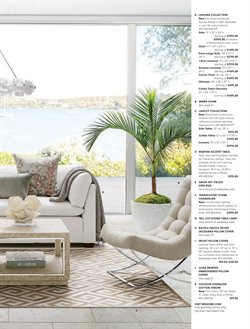 Sofa deals in the Williams Sonoma weekly ad in New York