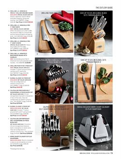Calphalon deals in the Williams Sonoma weekly ad in New York