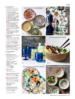 Tray deals in the Williams Sonoma weekly ad in New York