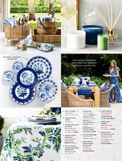 Candle deals in the Williams Sonoma weekly ad in New York