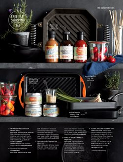 Calphalon deals in the Williams Sonoma weekly ad in Union City NJ