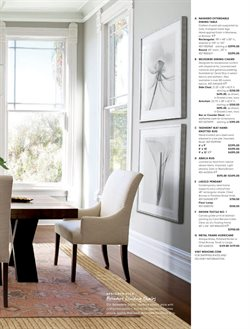 Chairs deals in the Williams Sonoma weekly ad in Troy NY