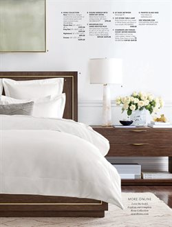 Bed deals in the Williams Sonoma weekly ad in Stone Mountain GA