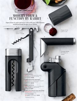 Drawers deals in the Williams Sonoma weekly ad in New York