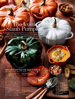 Bowl deals in the Williams Sonoma weekly ad in Charlottesville VA