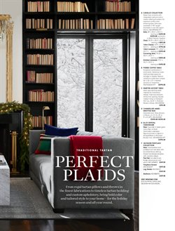 Cushions deals in the Williams Sonoma weekly ad in New York
