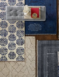 Rug deals in the Williams Sonoma weekly ad in Newark DE