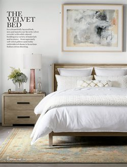 Bedroom deals in the Williams Sonoma weekly ad in Troy NY