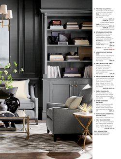 Furniture deals in the Williams Sonoma weekly ad in Cleveland OH