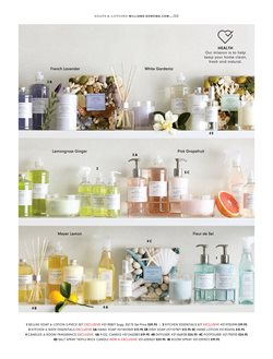 Candle deals in the Williams Sonoma weekly ad in Dallas TX