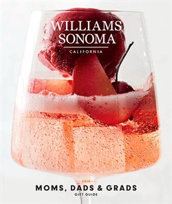 Williams Sonoma deals in the New York weekly ad