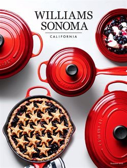 Home & Furniture deals in the Williams Sonoma weekly ad in Huntsville AL