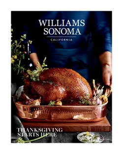 Williams Sonoma deals in the Union City CA weekly ad