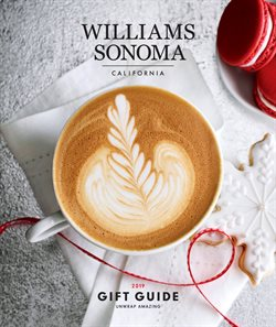 Home & Furniture deals in the Williams Sonoma weekly ad in Santa Barbara CA