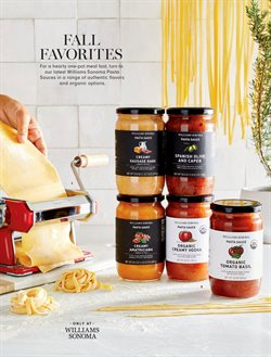 Pinnacle deals in Williams Sonoma