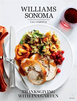 Williams Sonoma catalogue ( 4 days left )