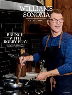 Williams Sonoma catalogue ( 10 days left )