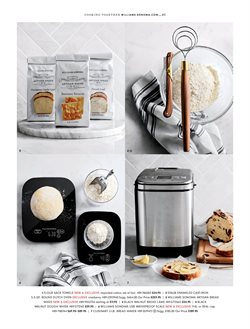 Bakery deals in Williams Sonoma